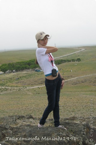 А мы были в горах! Недавно мы ездили в Нуратау. Первый раз побывала в горах очень понравилось!))) фото 19