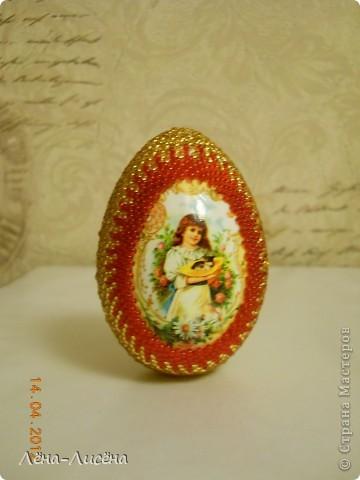 а это мои оплетенные пасхальные подарки)))).С огромной благодарностью petrichenkosvua http://stranamasterov.ru/node/341032. получала наслаждение и азарт оплетая такую красоту фото 5