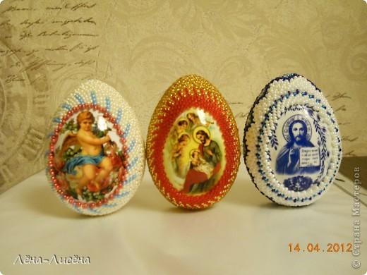 а это мои оплетенные пасхальные подарки)))).С огромной благодарностью petrichenkosvua http://stranamasterov.ru/node/341032. получала наслаждение и азарт оплетая такую красоту фото 7