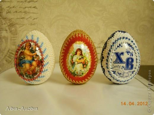 а это мои оплетенные пасхальные подарки)))).С огромной благодарностью petrichenkosvua http://stranamasterov.ru/node/341032. получала наслаждение и азарт оплетая такую красоту фото 8