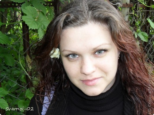 Каверина Татьяна   портрет   фото 2