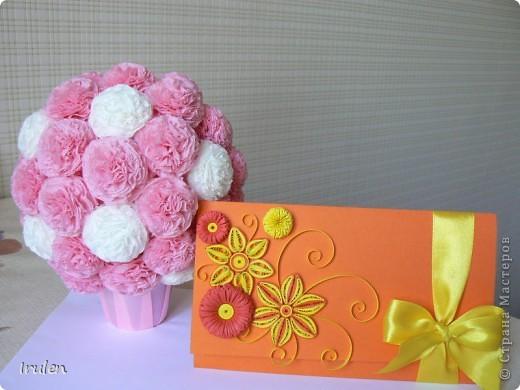 Подарок подруге на день рождение. Разные по цветовой гамме, но так получилось :)  фото 1