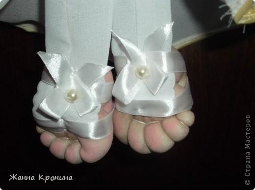Вот такая у меня невеста получилась- сидит дома в ожидании приезда жениха!))))))))))))))) фото 5