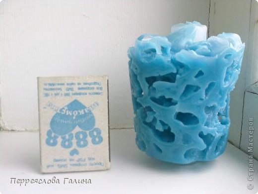 Холодная свеча фото 1