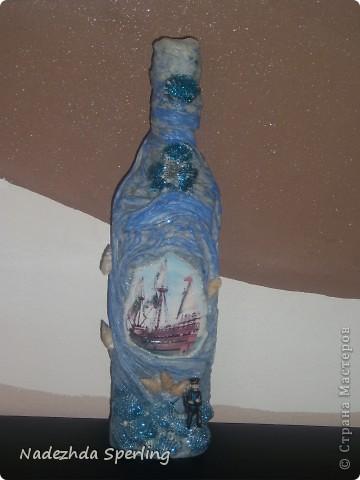 Ткань, акриловые краски, декупажный клей, открытки  ,глина, декоративные камни, блестки  фото 3