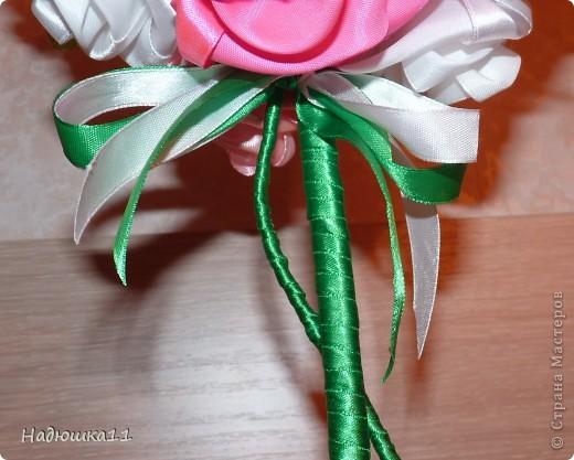 Очень люблю розовый цвет, поэтому с большим удовольствием и практически на одном дыхании сотворила такое маленькое чудо фото 3