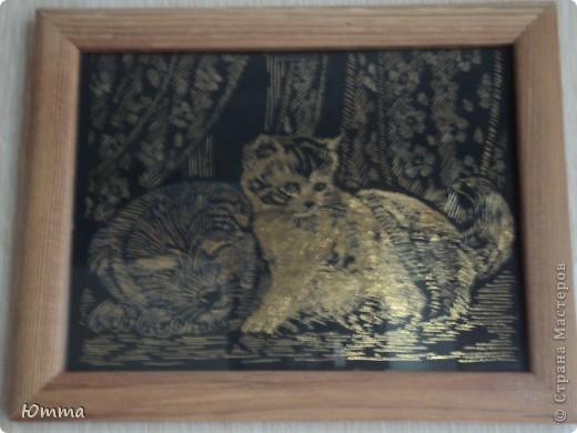 Мать тигрица и маленький львёнок) фото 2