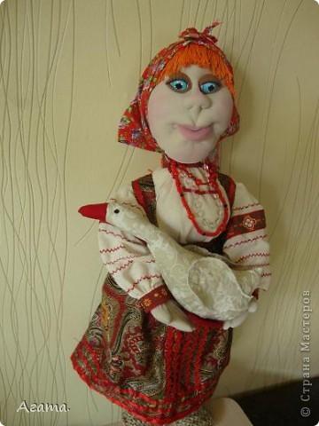 Девица с гусем. фото 1