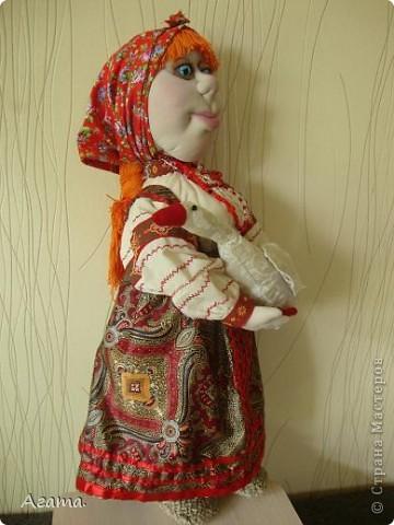 Девица с гусем. фото 2