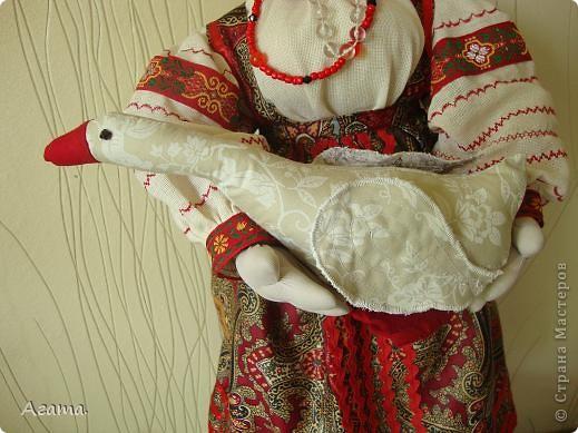 Девица с гусем. фото 4
