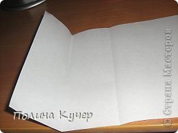 Мастер-класс Аппликация Бисероплетение Оригами Кошелёк оригами Бисер Бумага Клей фото 4