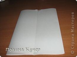 Мастер-класс Аппликация Бисероплетение Оригами Кошелёк оригами Бисер Бумага Клей фото 6