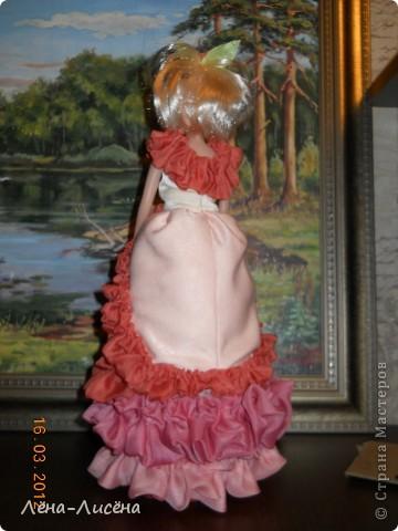 А это мои куколки, как увидела была сражена наповал. делаю их на одном дыхании. Спасибо мастерицам СМ за их мастер-классы и куклы вдохновляющие на подвиги  Это моя первеница фото 9