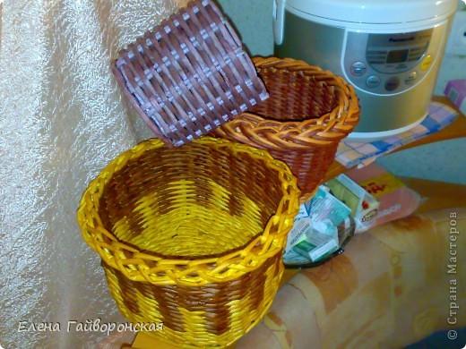 Плетеночки фото 1