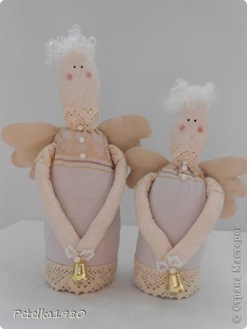 Такая вот семья винтажных ангелов получилась)) фото 10