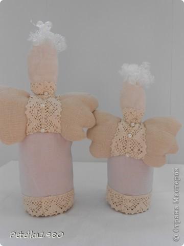 Такая вот семья винтажных ангелов получилась)) фото 12