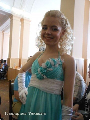Платье дочке на конкурс фото 2