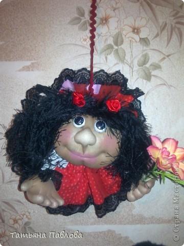 Мои первые куклы попики..)) фото 14