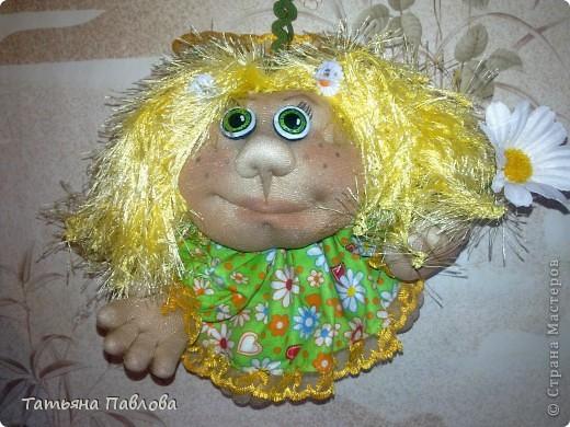 Мои первые куклы попики..)) фото 15