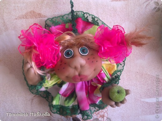 Мои первые куклы попики..)) фото 17
