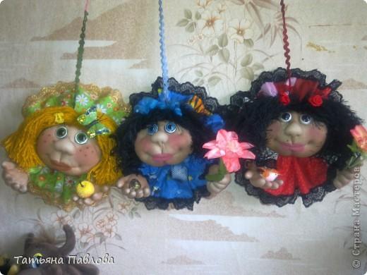 Мои первые куклы попики..)) фото 18