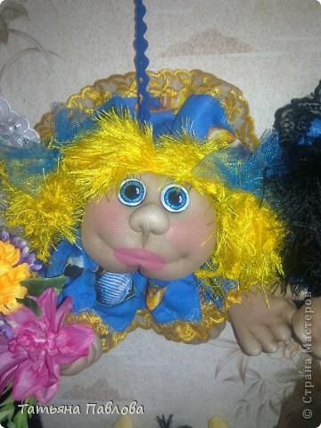 Мои первые куклы попики..)) фото 19