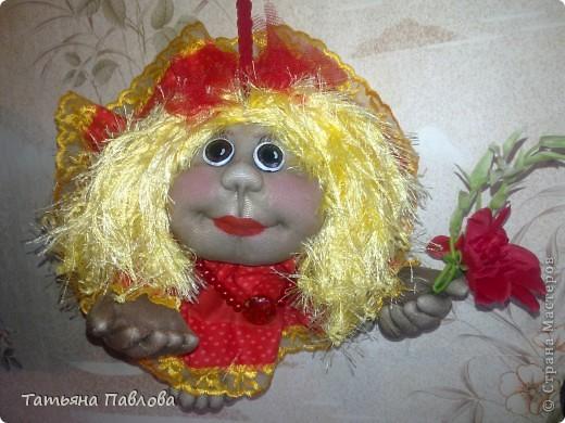 Мои первые куклы попики..)) фото 1