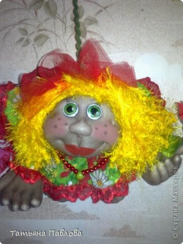 Мои первые куклы попики..)) фото 2