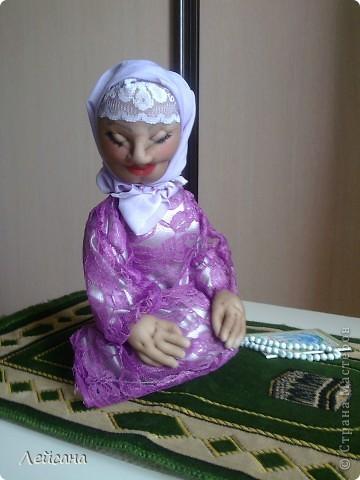 Для разносторонности знаний опишу некоторые детали совершения молитв для мусульманок, может кому-то и будет интересно фото 3