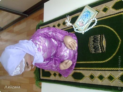 Для разносторонности знаний опишу некоторые детали совершения молитв для мусульманок, может кому-то и будет интересно фото 2