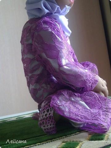 Для разносторонности знаний опишу некоторые детали совершения молитв для мусульманок, может кому-то и будет интересно фото 4