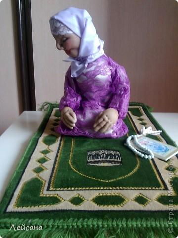 Для разносторонности знаний опишу некоторые детали совершения молитв для мусульманок, может кому-то и будет интересно фото 6