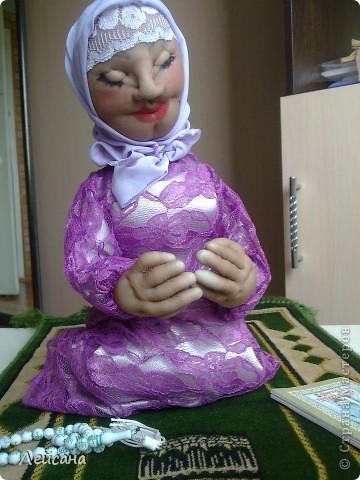 Для разносторонности знаний опишу некоторые детали совершения молитв для мусульманок, может кому-то и будет интересно фото 9