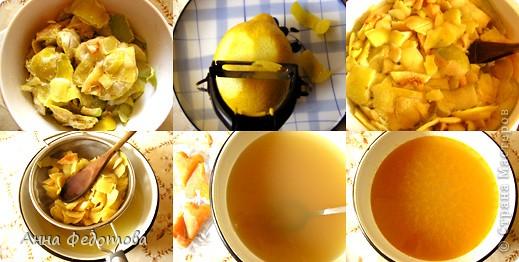 Слоёный желейный тортик с необычным, нежным вкусом! Да ещё и витаминный! Белое желе – ряженково-лимонное, оранжевое – яблочно-облепиховое. фото 2