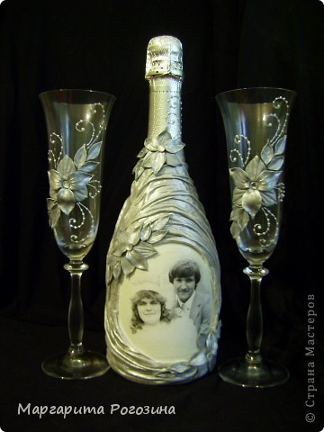 Сувениры к серебряной свадьбе своими руками