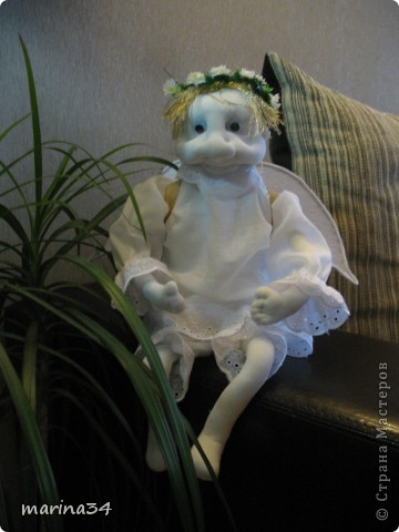 ангелочек(на заказ) фото 2