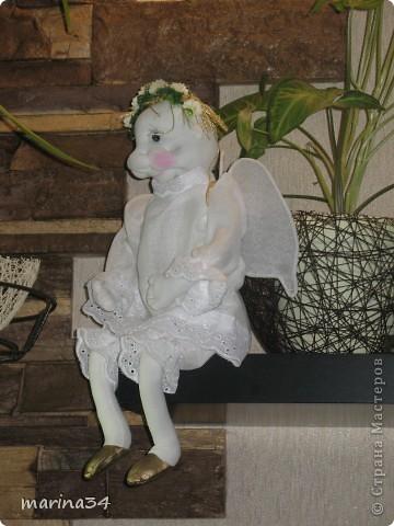ангелочек(на заказ) фото 1