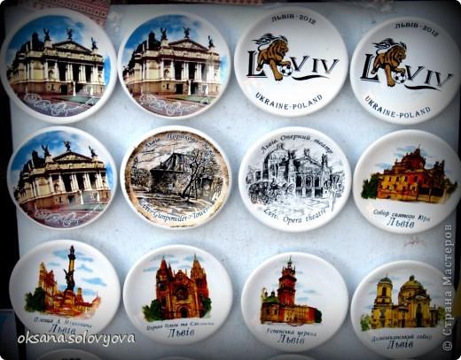 """Доброго времени суток, дорогие Мастерицы! Выставляю на ваш суд вторую часть отчета о поездке во Львов. Здесь я собрала все """"вдохновлялки"""" какие смогла сфотографировать, а вторая часть для сладкоежек. фото 17"""