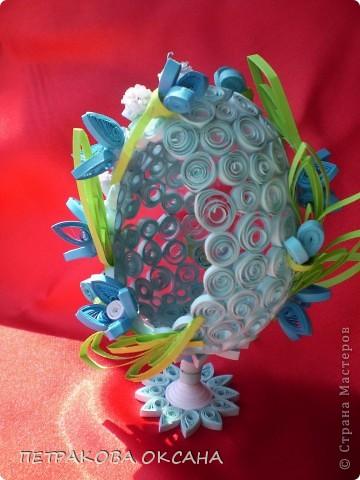 Пасхальное яйцо. фото 1