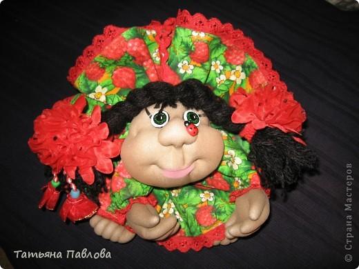 Мои первые куклы попики..)) фото 13