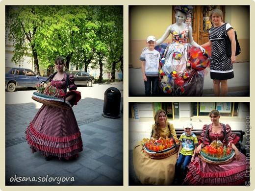 """Доброго времени суток, дорогие Мастерицы! Выставляю на ваш суд вторую часть отчета о поездке во Львов. Здесь я собрала все """"вдохновлялки"""" какие смогла сфотографировать, а вторая часть для сладкоежек. фото 9"""
