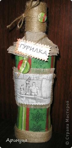 "Бутылочка ""ГУРИЛКА""(в подарок) фото 1"