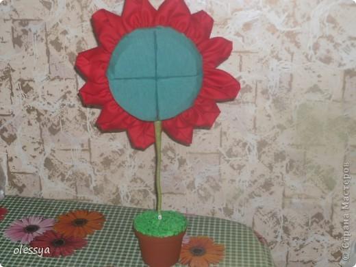 кукла-цветочек фото 3