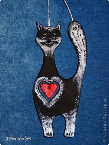 Форма котика взята с интернета. фото 4
