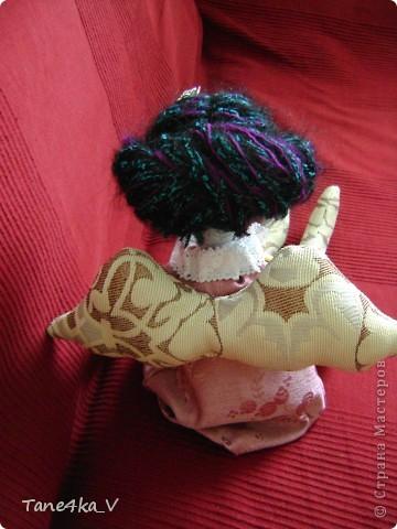 Вот такую Тильдочку принцессу сшила в подарок Полине - племяшке мужа на ДР!))))) фото 5