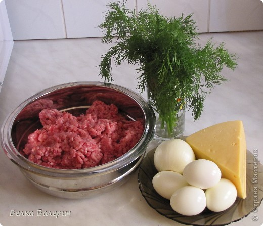 Всем доброго дня! Сегодня я к Вам с рецептом мясного рулета. фото 2