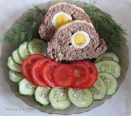 Всем доброго дня! Сегодня я к Вам с рецептом мясного рулета. фото 1