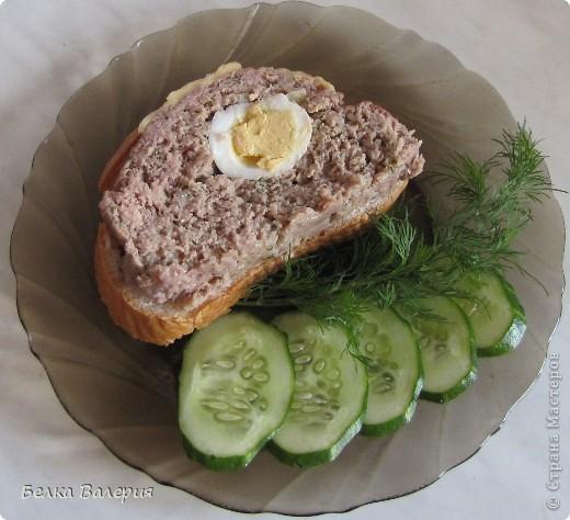 Всем доброго дня! Сегодня я к Вам с рецептом мясного рулета. фото 14