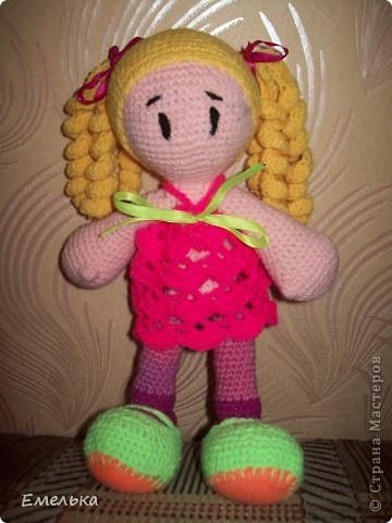 Кукла Маша. фото 1