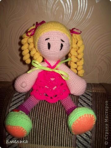 Кукла Маша. фото 2